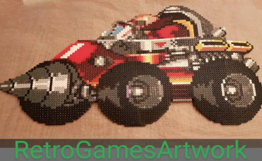 Retro Games Artwork